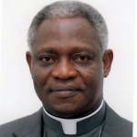 Cardinal Peter Turkson of of Ghana is president of the Vatican's Pontifical Council for Justice and Peace.