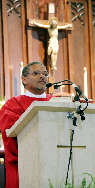 Deacon of the Word Andres A. Carrillo
