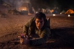 """Dylan O'Brien stars in a scene from the movie """"Maze Runner: The Scorch Trials."""" (CNS photo/Fox)"""