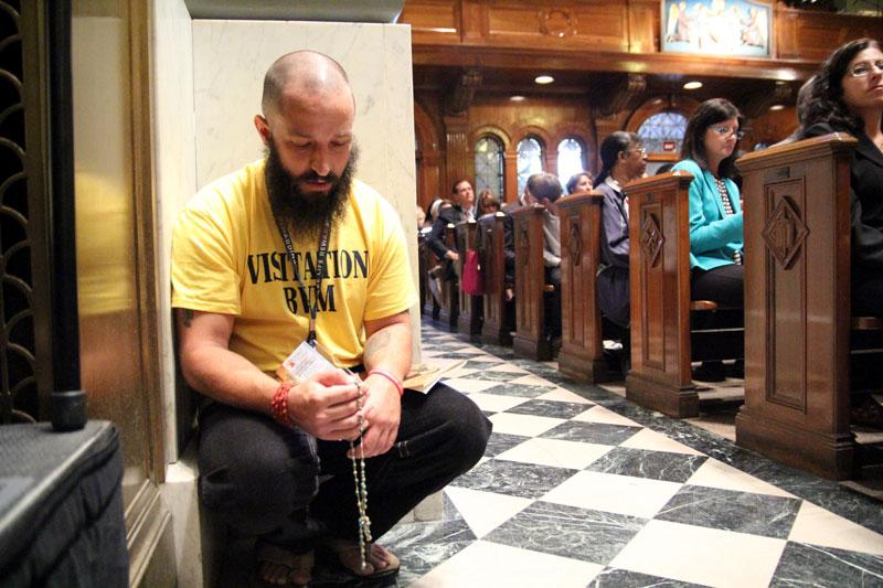 Rick Phille, Visitation BVM Parish in Kensington