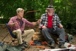 """Robert Redford and Nick Nolte star in a scene from the movie """"A Walk in the Woods."""" (CNS photo/Broad Green Pictures)"""
