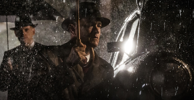 "Tom Hanks stars in ""Bridge of Spies."""