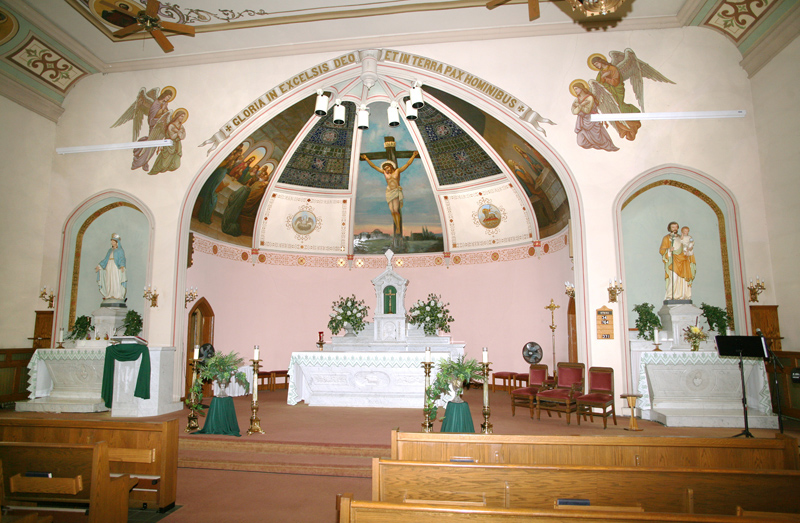 St. Mary of the Assumption Church in Philadelphia's Manayunk section will close Nov. 1.
