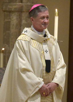 Chicago Archbishop Blaise J. Cupich (John H. White/Catholic New World)