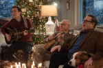 "Ed Helms, Alan Arkin and John Goodman star in a scene from the movie ""Love the Coopers."" (CNS photo/CBS Films and Lionsgate)"
