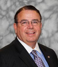 James Fitzsimmons, president of Malvern Retreat House.