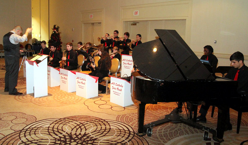 Archdiocesan All Catholic Jazz Band