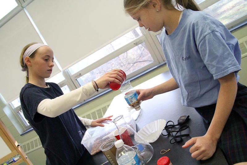 St Patrick School lab 1