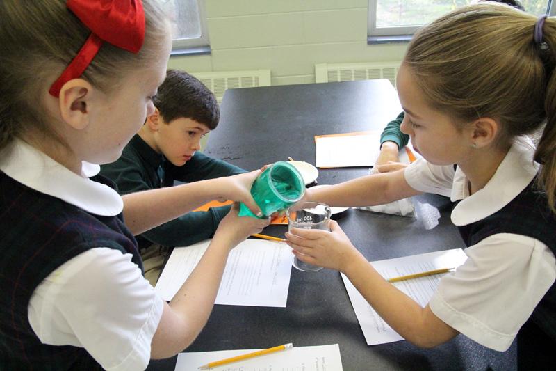 St Patrick School lab 4 mix