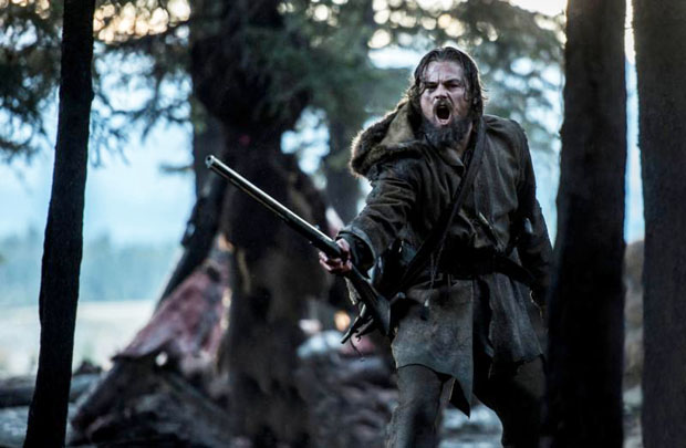 "Leonardo DiCaprio stars in a scene from the movie ""The Revenant."" The Catholic News Service classification is L -- limited adult audience, films whose problematic content many adults would find troubling. The Motion Picture Association of America rating is R -- restricted. Under 17 requires accompanying parent or adult guardian. (CNS photo/Fox)"