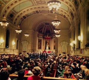 seminary concert