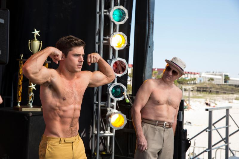 "Zac Efron and Robert De Niro star in a scene from the movie ""Dirty Grandpa."" (CNS photo/Lionsgate)"