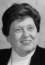 Sister Alice Patricia Waters, S.S.J.