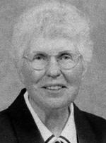 Sister Loretta Marchetti, S.S.J.