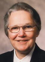 Sister Justine Cyr, C.B.S.