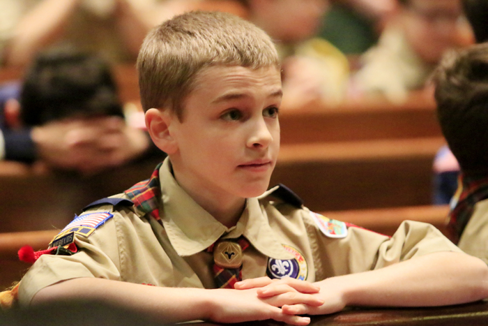 Logan Schott Troop 219