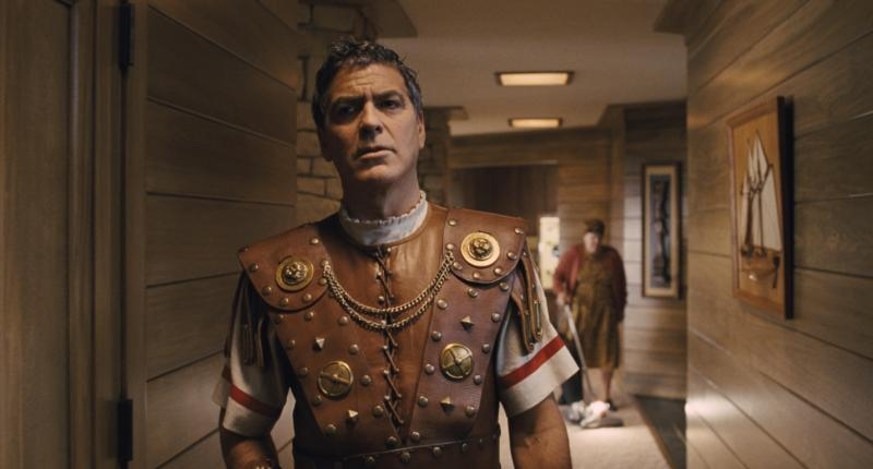 "George Clooney stars in a scene from the movie ""Hail, Caesar!"" (CNS photo/Universal)"