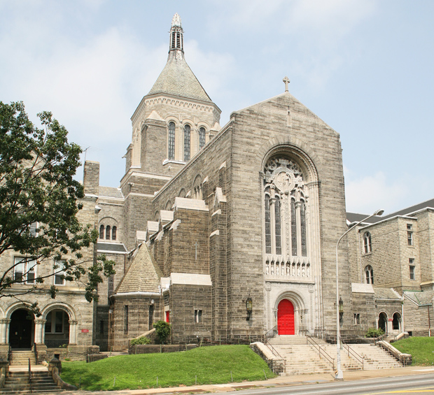 The grand old Our Lady of Hope Church, located at 5200 North Broad Street in North Philadelphia, will host a Lenten revival for everyone Friday through Sunday, Feb. 19-21.