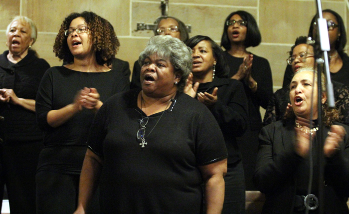 The Philadelphia Catholic Mass Choir