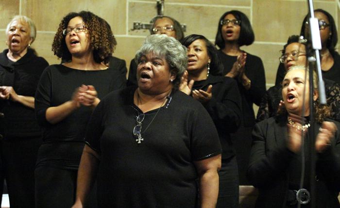 The Philadelphia Catholic Mass Choir