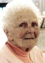 Sister Mary Xavier Kirby, S.S.J.