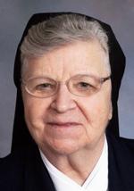 Sister Miriam Robert Heinze, I.H.M.