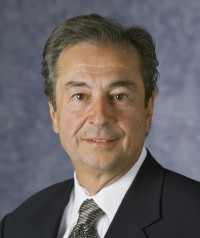 Louis D. Astorino, architect of the Chapel of the Holy Spirit at Domus Sancta Marthae. The Pittsburgh native is the only American to construct a building at the Vatican. (CNS photo/courtesy of Astorino) See ARCHITECT-CHAPEL-POPE March 2, 2016.