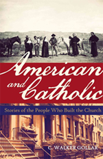American and Catholic book cover
