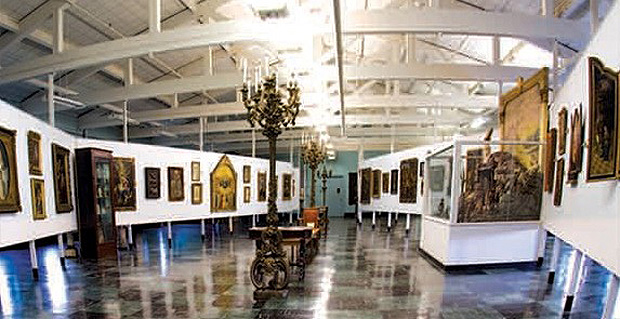 The Miraculous Medal Art Museum in Germantown displays hundreds of Marian masterpieces from the Gothic/Medieval, Renaissance and Baroque periods.