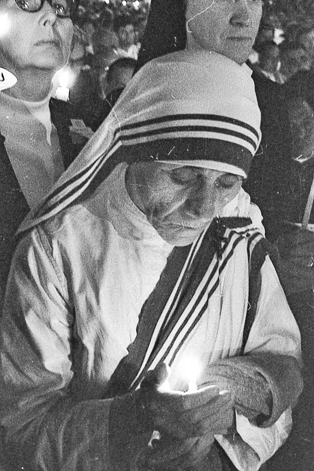 Mother Teresa 41st IEC