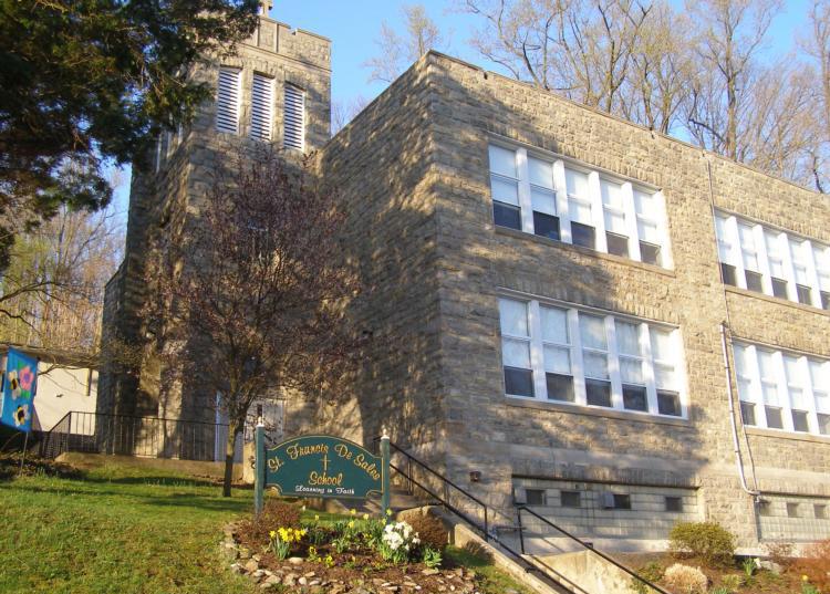 St. Francis de Sales School, Lenni, Delaware County.