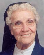 Sister Charles Miriam Keltz, I.H.M.
