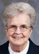 Sister Margaret Holzenthaler, I.H.M.