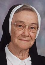 Sister Trinita Balbach, O.S.F.
