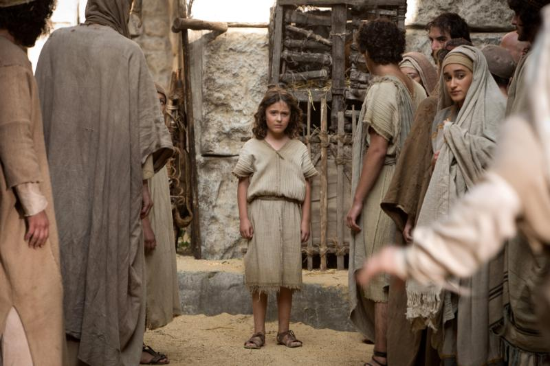 "Adam Greaves-Neal stars in a scene from the movie ""The Young Messiah."" (CNS photo/Focus) See YOUNG-MESSIAH-(EMBARGOED)"