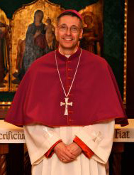 Altoona-Johnstown Bishop Mark L. Bartchak