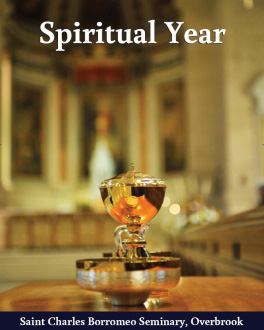 spiritual year booklet