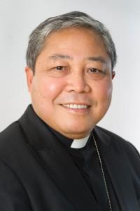 Archbishop Bernardito Auza (CNS photo/Mark Garten, courtesy UN)