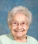 Sister Anna Marie Mack, S.S.J.