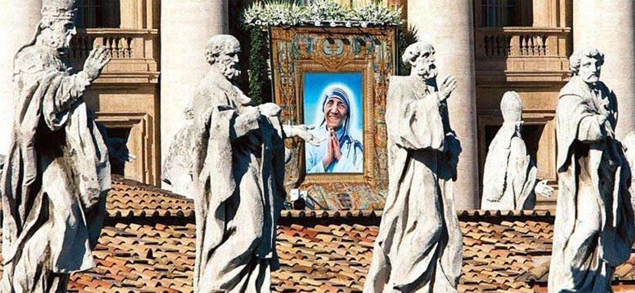 The canonization of Blessed Teresa of Calcutta will take place in St. Peter's Square Sept. 4, and a pilgrimage from the Archdiocese of Philadelphia will enable the faithful to witness the historic ceremony in Rome, plus other holy sites in Italy.