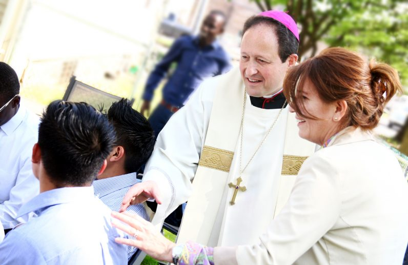 Catholic-run home for refugee minors opens in Bensalem