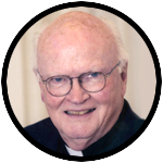 Father William Byron SJ 150 circle