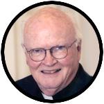 Father William Byron SJ 150 circle
