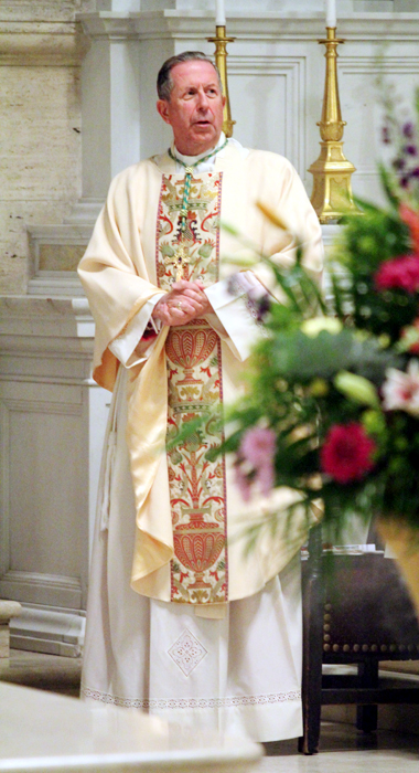 Bishop James Green returned home to philadelphia for his 40th anniversary.
