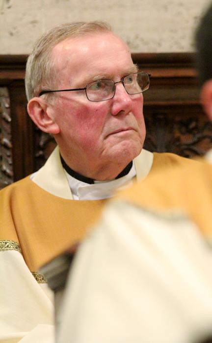 Father Engelbert Michel class of 1966