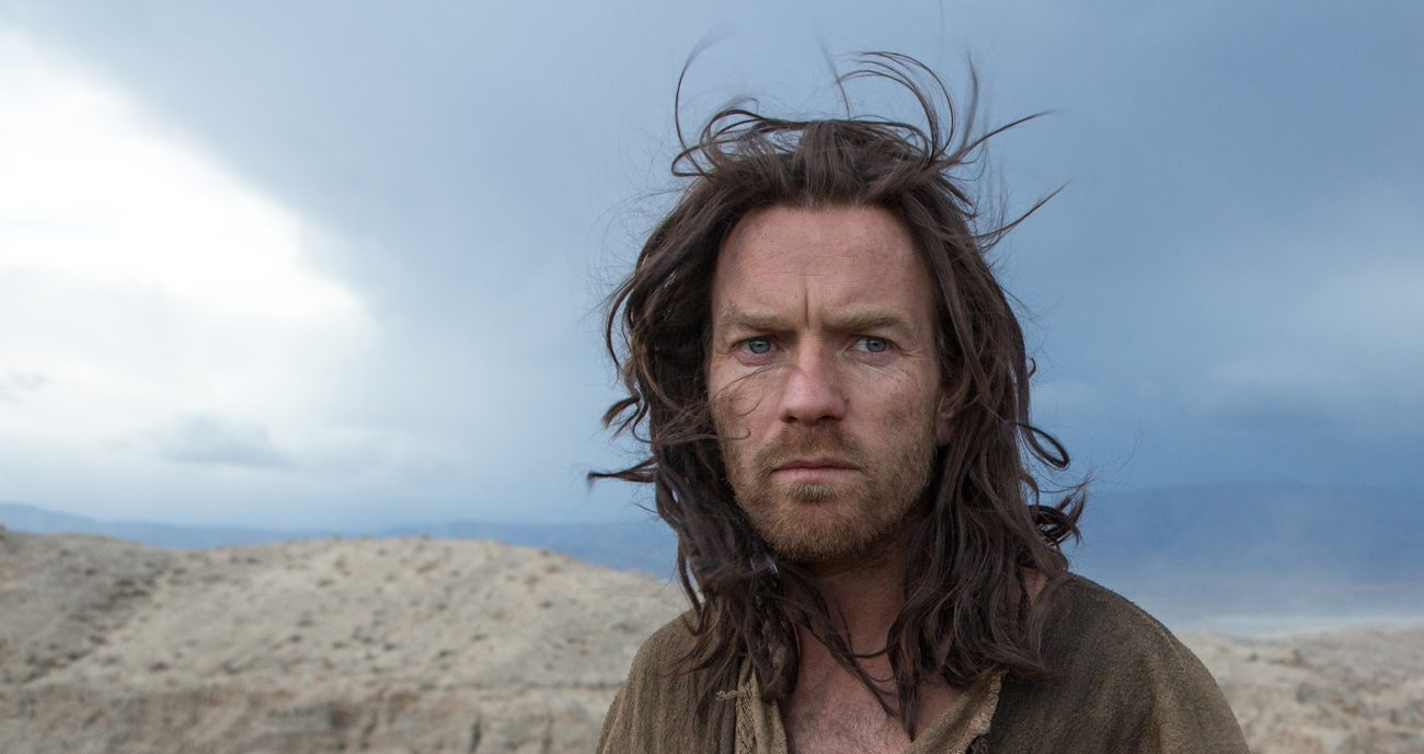 "Ewan McGregor stars as Jesus in a scene from the movie ""Last Days in the Desert."" (CNS photo/Broad Green Pictures)"