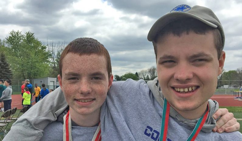 'Lightning' of autism strikes twice, but faith helps couple cope