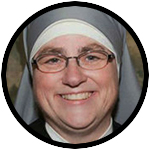 Sister Constance Veit 150 circle