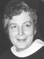 Sister Eugenie Madeleine Gaddi, S.S.J.