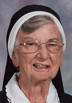 Sister Helen Veronica Hamill, O.S.F.
